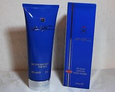 100 ml. Bath Showergel BUGATTI FOR  HOMME  by Diana de Silva  Das Blaue 1. Serie