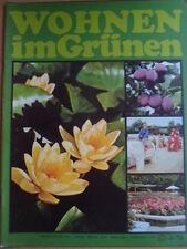 WOHNEN IM GRÜNEN 2 - 1979 DDR-Journal Garten Pflanzen Blumen Obst Gemüseanbau