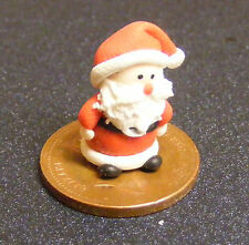 1:12 Polymer Clay Santa Claus Father Christmas Dolls House Miniature 1 LB4
