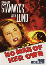 No Man of Her Own 0887090036900 With Barbara Stanwyck DVD Region 1