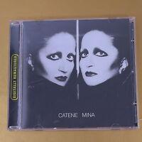 MINA - CATENE - REMASTERED - 2001 EMI - OTTIMO CD [AR-096]