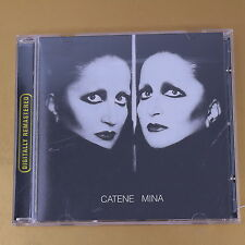 [AR-096] CD - MINA - CATENE - REMASTERED - 2001 EMI - OTTIMO