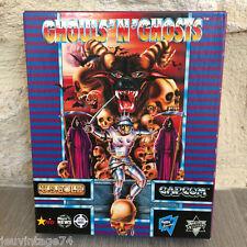 Ghouls'n'Ghosts (Ghost'n Goblins 2)BIG BOX Atari St 520 1040 Capcom