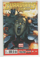 Guardians of the Galaxy (Volume 3) #4 Brian Bendis Steve McNiven 9.6