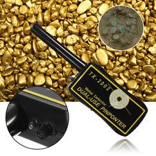Dual-use Metal Pinpointer Detector Handheld Adjustable Waterproof Probe Shaft
