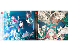 DHL Darling in the Franxx Ending Collection Vol.1+2 CD+DVD First Limited Edition
