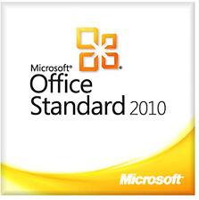 Office 2010 1PC 32/64 BITS Estándar Licencia Digital Inglés y Español LANG PACK