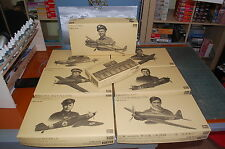 Hasegawa 52124 - The Seven Aces of WWII  scala 1/48
