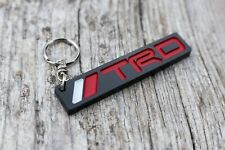 Toyota TRD keychain JDM Tundra Japan old corolla gift black auto accessories