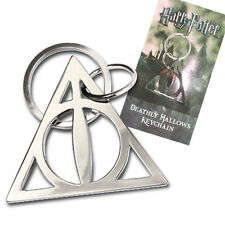 Harry Potter Metal Keychain Deathly Hallows 5 cm Noble Collection Keychain