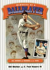 Memories of a Ballplayer: Bill Werber and Baseball in the 1930s (Society for Ame