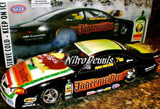 NHRA Max Naylor 1:24 Diecast PRO STOCK Jagermeister Drag Racing DODGE 06 Signed