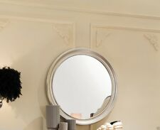Mirror - Large Framed Wall Mirror - Decorative Wall Mirror - Silver Wall Mirror