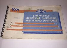 1991 Chevy R/V RV P Truck Models Electrical Wiring Diagrams Diagnosis Manual