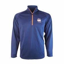 Colosseum Athletics Sudadera para hombre Universidad de Illinois top (azul Marino) - M