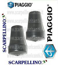 COPPIA SCARPETTE GOMMINI CAVALLETTO VESPA PK XL 125 cc -RUBBER STAND- 176166