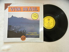 "LP Los Machucambos Avec Maria Aparecida De Souza ""Viva Brasil"" SCORE #RARE# §"