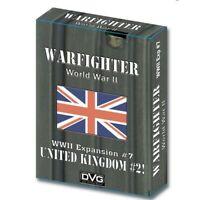 DV1036G Dan Verssen Games Warfighter WWII Expansion 7 UK#2