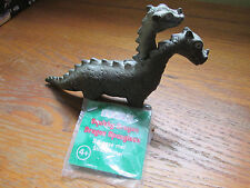 "CREATOLOGY Made In China 6 ""Jigglier 2 Head Dragon Soft Bead Filled"