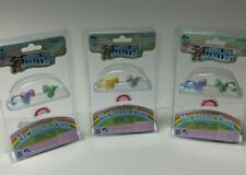 Worlds Smallest My Little Pony Series 1 3 sets 6 ponies