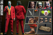 TOYS ERA 1/6 PE004 The Comedian Joker Three Head Sculpt Figure Collectible Dolls