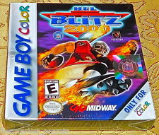 NFL Blitz 2000 NES Nintendo GAME BOY GAMEBOY COLOR SYSTEM SEALED NEW FOOTBALL