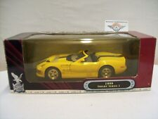 Shelby Serie 1, yellow, 1999, Yat Ming 1:18, OVP