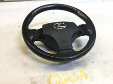 06 07 08 09 10 LEXUS IS250 IS350 STEERING WHEEL OEM 1223A S