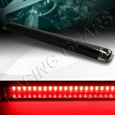 BLACK/SMOKE LED 3RD THIRD BRAKE STOP LIGHT FIT 92-04 CHEVY GMC C/K TAHOE YUKON