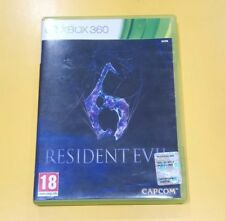 Resident Evil 6 GIOCO XBOX 360