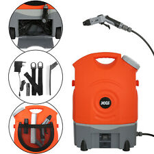 Rechargeable 12V Portable Pressure Washer Lightweight Cordless 17 Litre Cleaner
