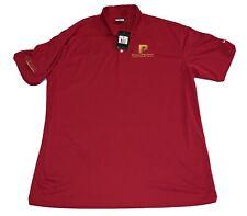 Men's New Nike Golf Polo Shirt 2Xl Xxl Preston Pipeliners San Francisco 49ers