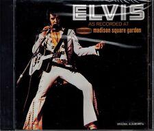 ELVIS PRESLEY - MADISON SQUARE GARDEN - NEW SEALED CD