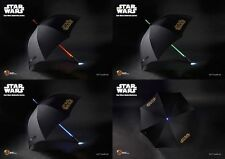 Star Wars Ombrello Spada Laser Light Up Star Wars LIGHTSABER UMBRELLA Originale