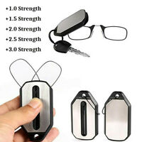 Mini Convenience Keychain Nose Clip Reading Glasses With Case Thinoptics Style