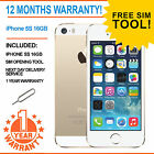 Apple iPhone 5s 16GB EE Orange T-Mobile Virgin Mobile - GOLD