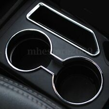 Car Inner Water Cup Holder Box Plate Cover For Jeep Compass/Patriot LHD 09-17