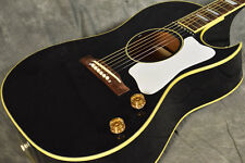 Gibson CF-100E New Acoustic Electric Guitar Rare Black Free Shipping from Japan