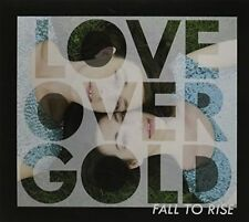 LOVE OVER GOLD - FALL TO RISE USED - VERY GOOD CD