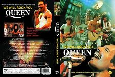 Queen - We Will Rock You (DVD,All,Sealed,New) Live In Montreal