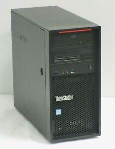 Lenovo ThinkStation P320 i7-6700 3.4 GHz Quad Core 16GB 256GB SSD 1TB SATA Win10