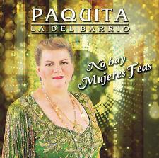 Paquita la del Barrio - No Hay Mujeres Feas [New CD] SEALED