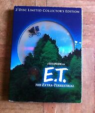 E.T. The Extra-Terrestrial (DVD, 2002, 2-Disc Set, 20th Anniversary Edition)