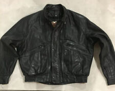 Harley-Davidson FXRG Waterproof Multi Vent Leather Men's Jacket Size 48 Reg
