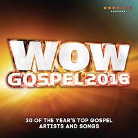Various Artists - Wow Gospel 2016 [New CD]