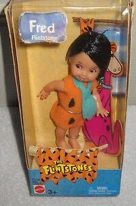 #8633 NRFB  Mattel The Flintstones Tommy as Fred Flintstone