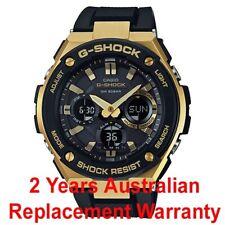 CASIO G-SHOCK G-STEEL SOLAR MEN WATCH GSTS100G-1A / GST-S100G-1ADR 2Y WARRANTY