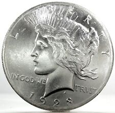 United States-USA (PEACE $ Dollar) 1923