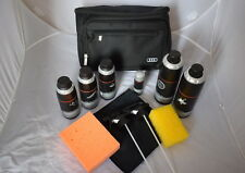 NEW GENUINE AUDI 10 PIECE CAR CARE VALETING CLEANING KIT 4L0096353C