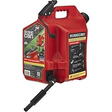 Crispo CRSUR5G1 5.0 gallon Surecan Gasoline Can